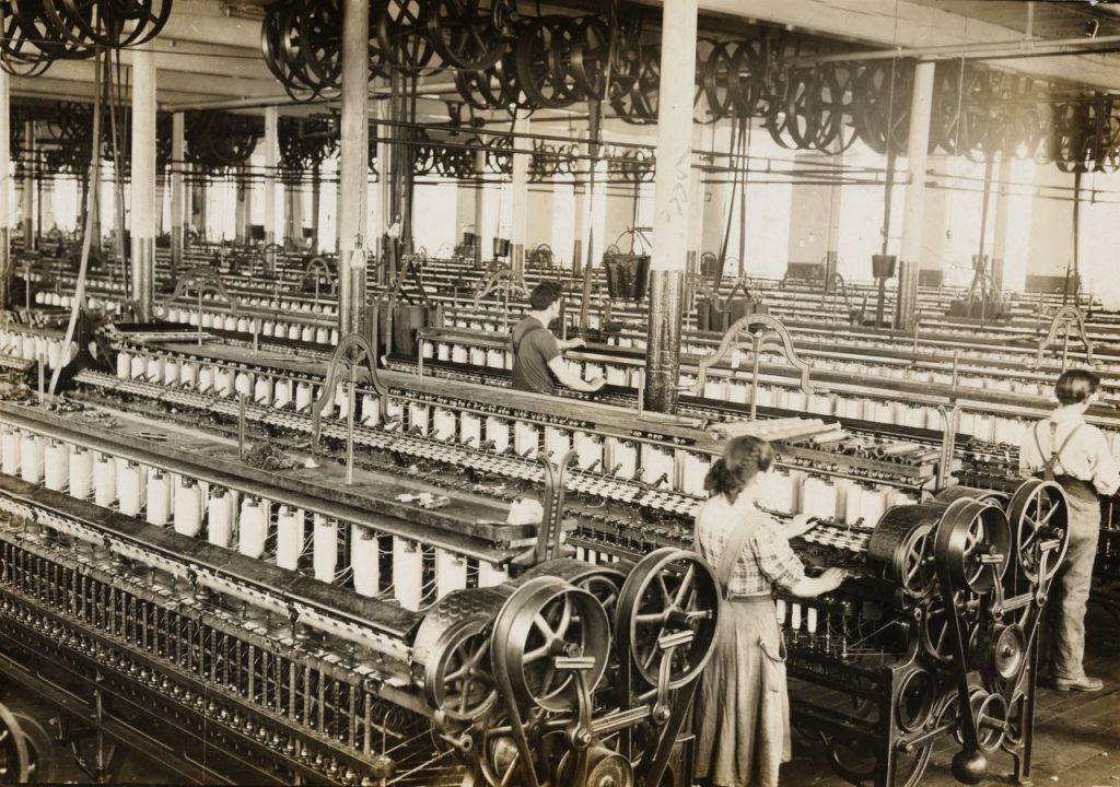 Kenmerkende aspecten TIjdvakken geschiedenis Industriele revolutie