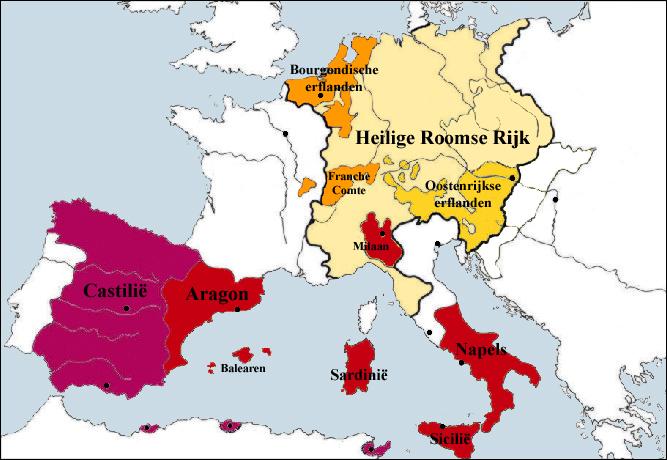 Spaanse Rijk Wilhelmus
