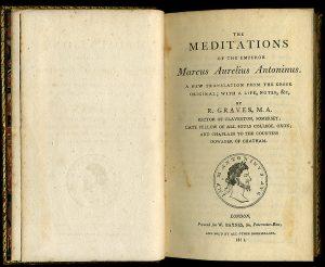 Meditations MarcusAurelius 1811